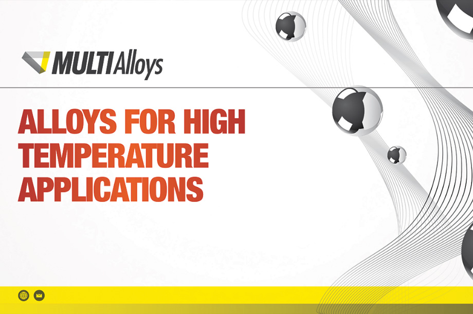 Alloys for High Temperatures